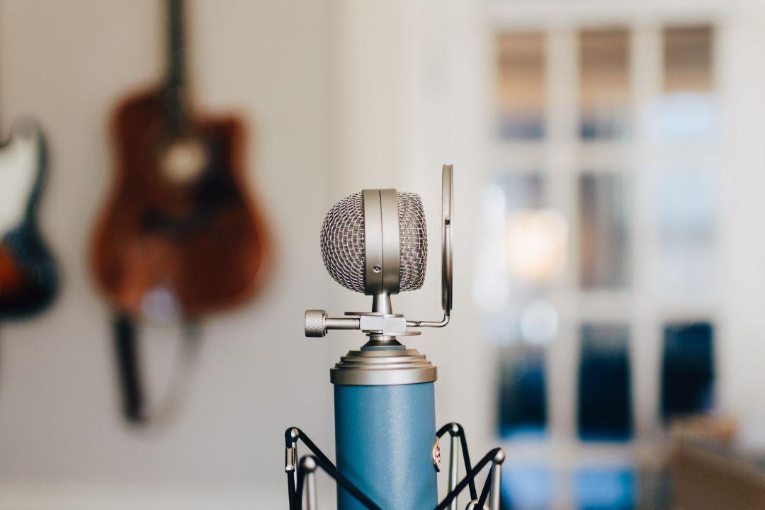 registrare la voce in studio recording a firenze